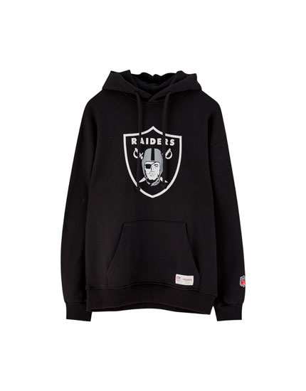 Sweatshirt dos Raiders da NFL