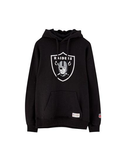 NFL Raiders hoodie