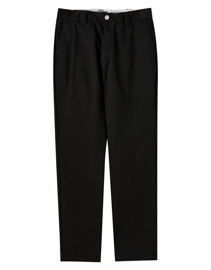 Worker chino trousers