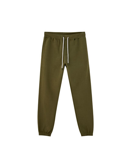 Combined joggers