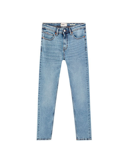 Jeans regular fit conforto