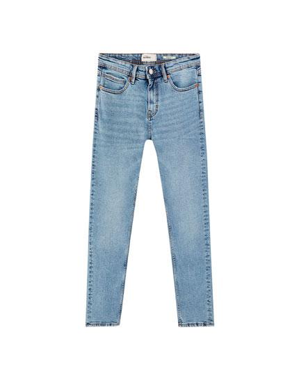 Regular comfort fit jeans