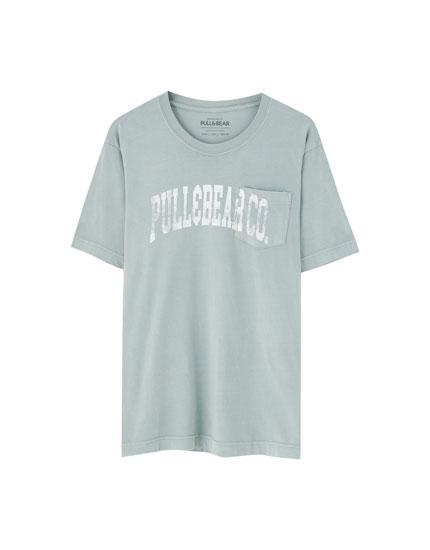 ad81ee39 Men's T-shirts - Spring Summer 2019 | PULL&BEAR