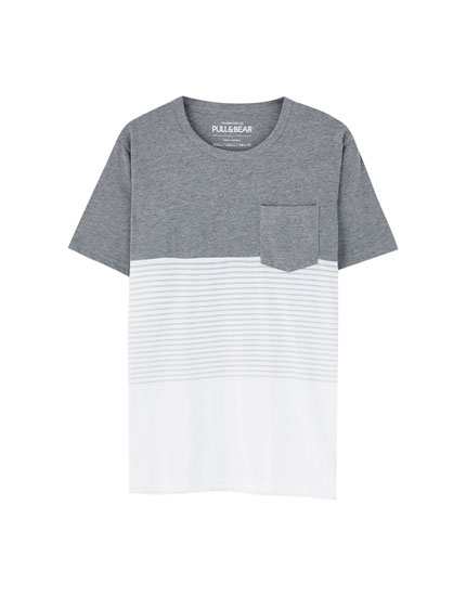 5b1332ae5 Check out the latest in Men's T-shirts | PULL&BEAR