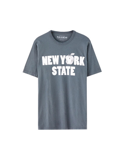 'New York State' T-shirt