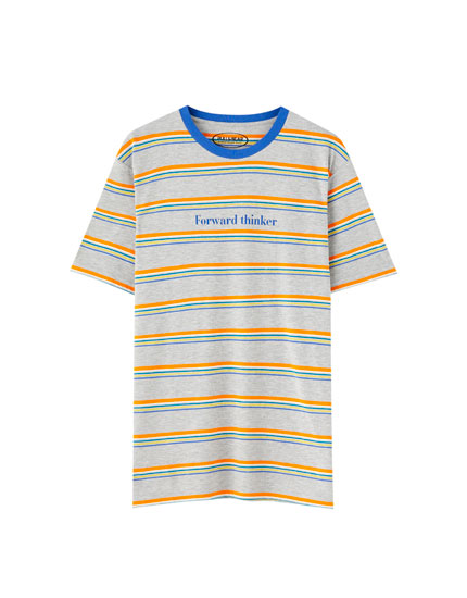 b0e2a99b Check out the latest in Men's T-shirts | PULL&BEAR