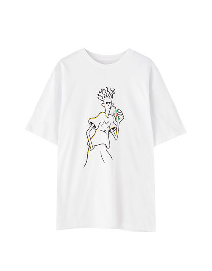 Fido Dido 7-Up T-shirt