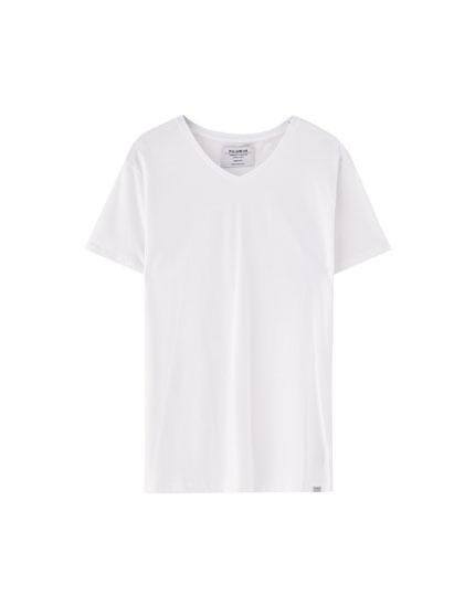 Camiseta cuello pico Join Life