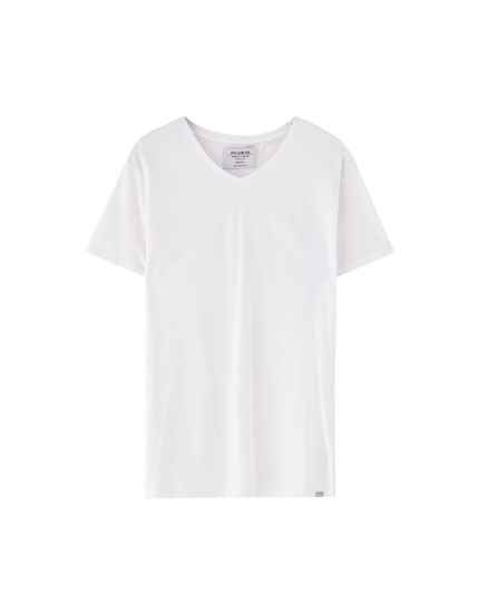 Join Life V-neck T-shirt