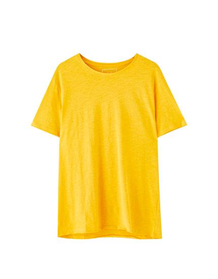 T-shirt basic manches courtes