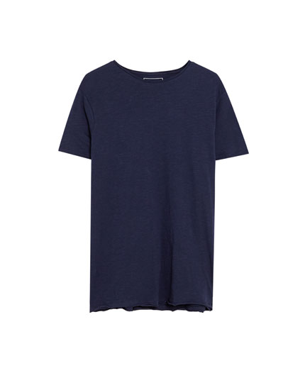 bd2c1e4de202f9 Check out the latest in Men's T-shirts | PULL&BEAR