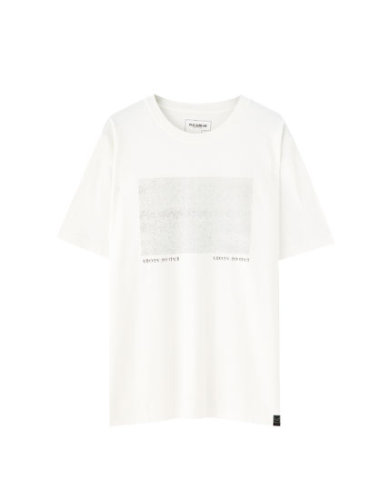 613d02e37813af Check out the latest in Men's T-shirts | PULL&BEAR