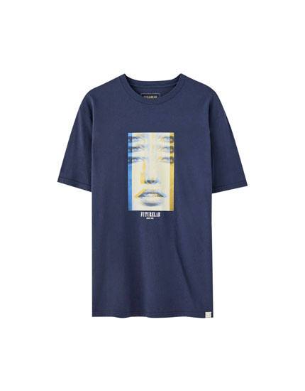 ffbab16134be Check out the latest in Men's T-shirts | PULL&BEAR