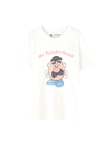 Camiseta Mr. Potato retro