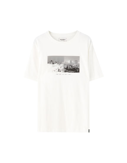 Check out the latest in Men's T shirts | PULL&BEAR