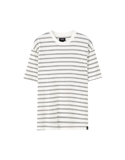 Double stripe T-shirt
