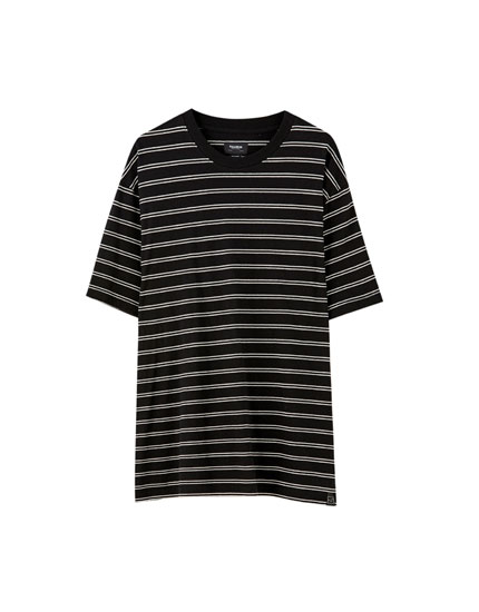 big sale de576 c0632 Check out the latest in Men's T-shirts | PULL&BEAR