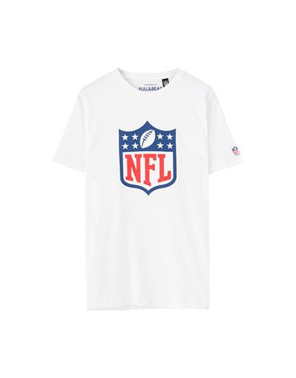 Samarreta il·lustració NFL