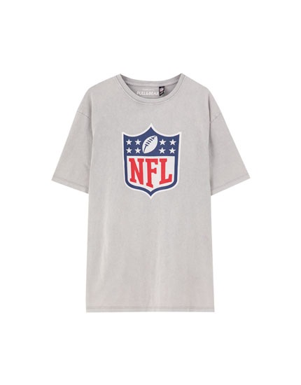 Grey NFL T-shirt