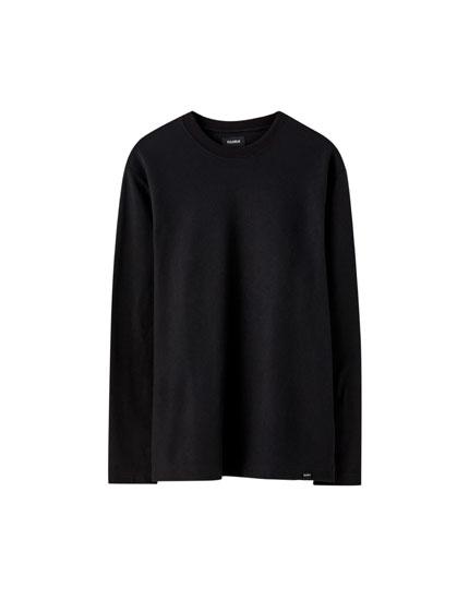 Basic Ottoman sweatshirt