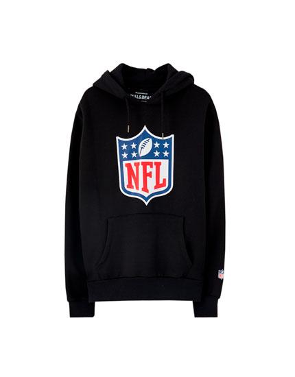 Black NFL hoodie
