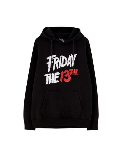 Black Friday the 13th hoodie