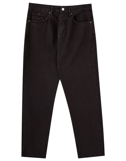 Jeans pantalon carotte regular