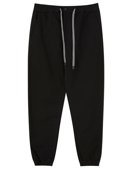 Cotton jogging beach trousers