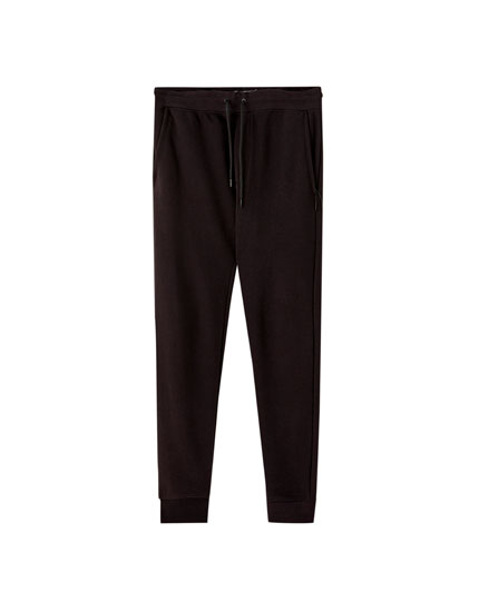 Pantalón jogging piqué