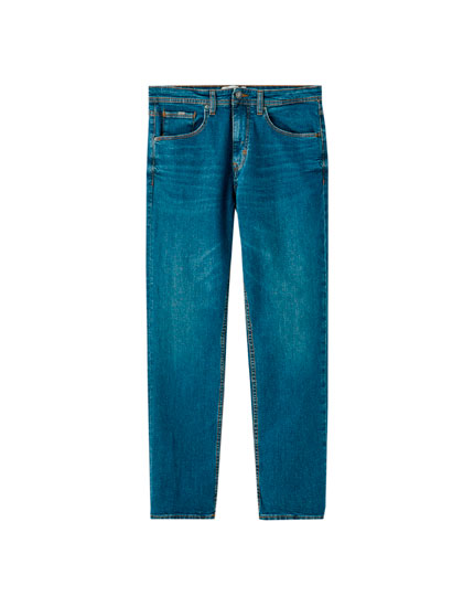 Basic regular comfort fit jeans