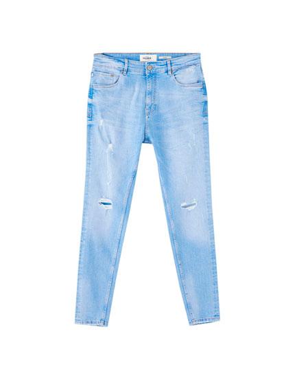 Jeans carotte premium
