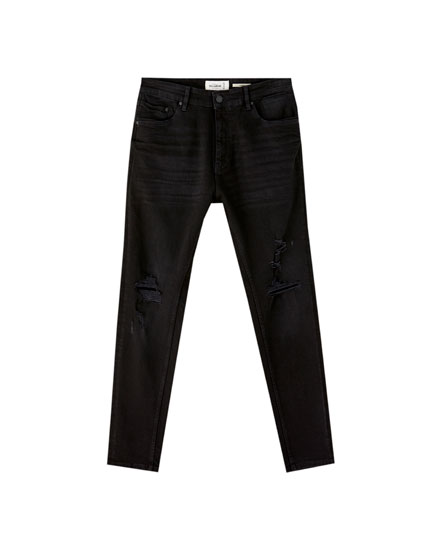Premium carrot fit jeans