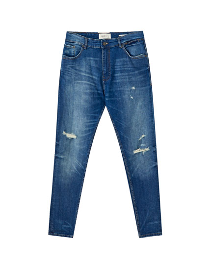 Check out the latest in Men's Jeans | PULL&BEAR