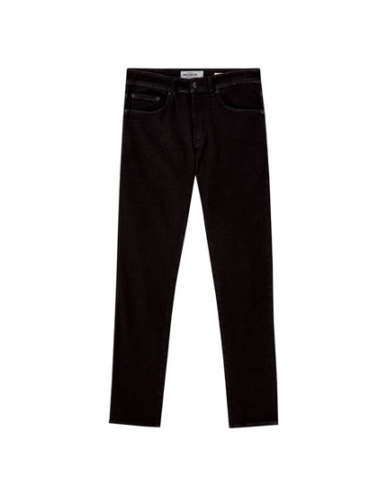 Weiche Jeans Skinny-Fit