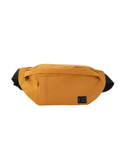 Join Life mustard yellow belt bag
