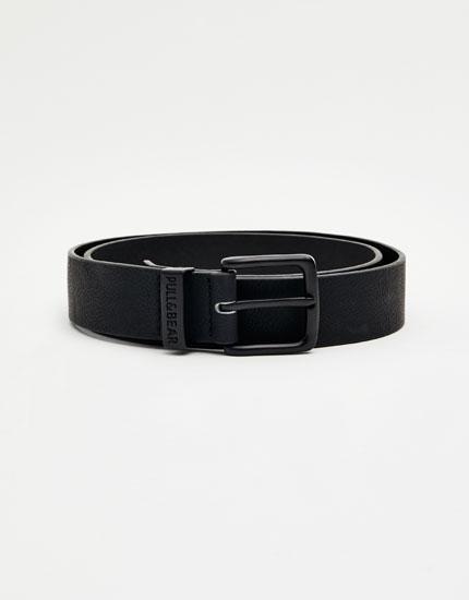 Cinturón grabado