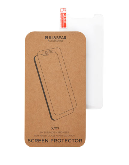 Smartphone screen protector