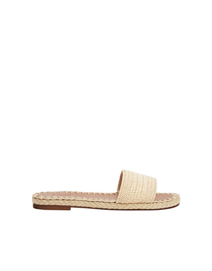 NATURFARVEDE SLIPPERS