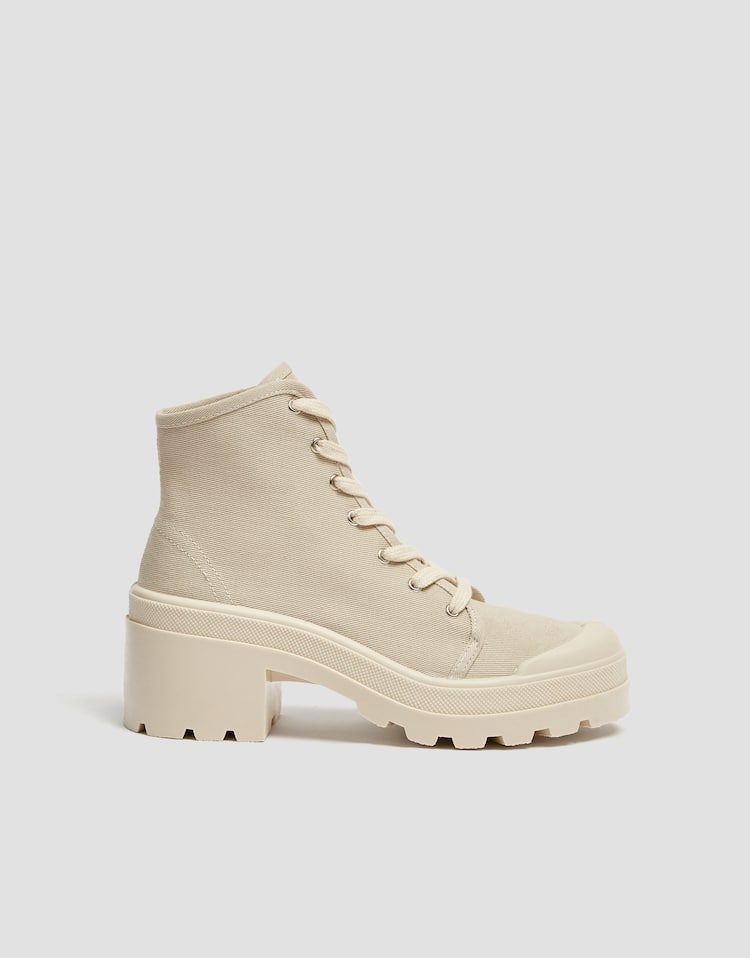 d38205544d Women's Stylish Boots and Ankle Boots | PULL&BEAR