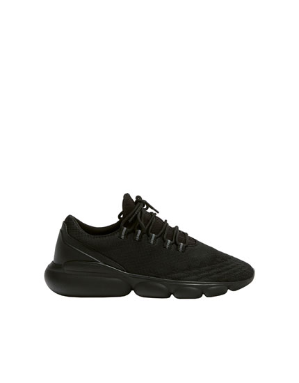 Sneakers bubble nere
