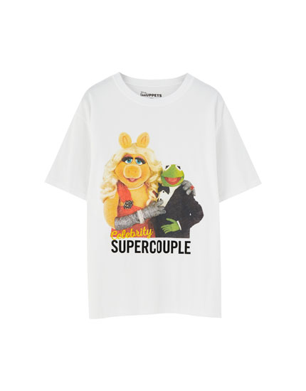 Camiseta The Muppets manga corta
