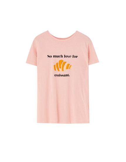 3f47a4661afa90 T-Shirts für Damen - Frühling Sommer 2019