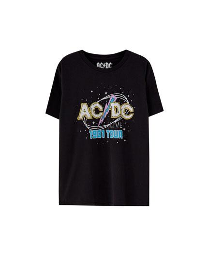 AC/DC 1981 T-shirt
