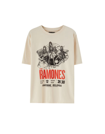 'The Ramones' poster T-shirt