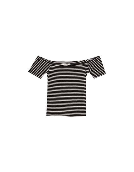 Printemps amp;bear Shirts 2019 Été T Pour Pull Femme 4wZ7nq1