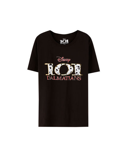 Black 101 Dalmatians T-shirt