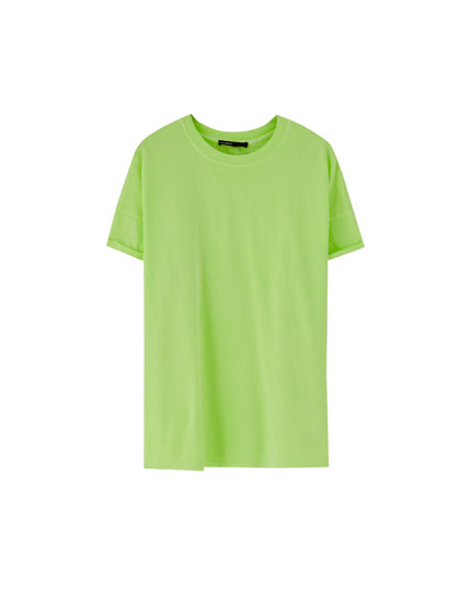 Neon short sleeve T-shirt