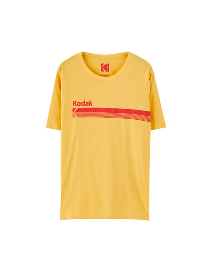 Yellow Kodak T-shirt