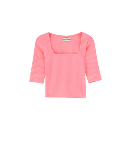 Γυναικεία μπλουζάκια - Άνοιξη-Καλοκαίρι 2019  81a4f792162
