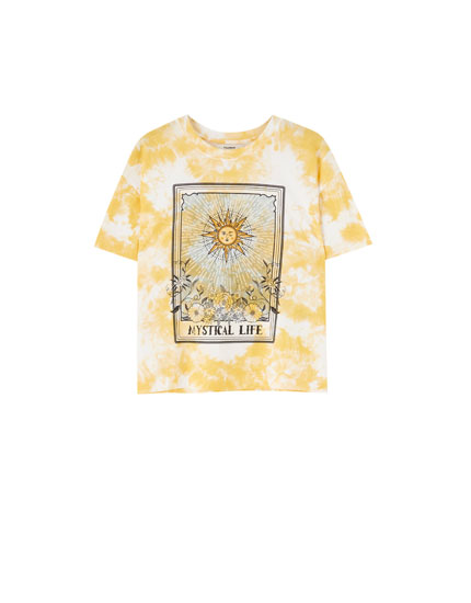 Tarot card T-shirt